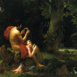 James Joyce – Nella buia pineta / In the dark pine-wood
