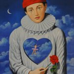 Dylan Thomas - Il pagliaccio sulla luna / Clown In The Moon