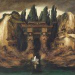 Dylan Thomas - Orecchi ascoltano nelle torrette / Ears in the turrets hear