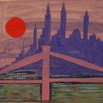 Allen Ginsberg - Ci alziamo sui raggi del sole e cadiamo nella notte / We Rise On Sun Beams And Fall In The Night