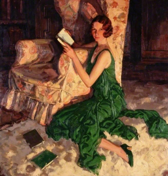 Alfred Lambart Juliet, Daughter Of Richard H. Fox Of Surrey