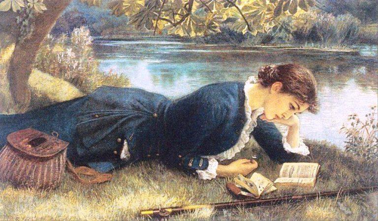 Arthur Hughes, The Compleat Angler