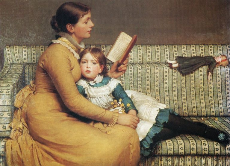 George Dunlop Leslie, Alice In Wonderland