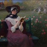 Reading in the open air