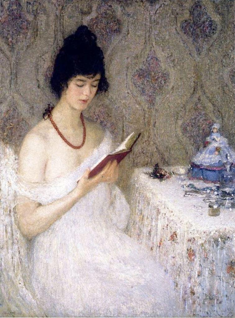 Helen M. Turner, Coral, 1919