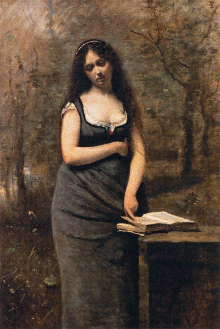 Jean Baptiste Camille Corot, Valléda
