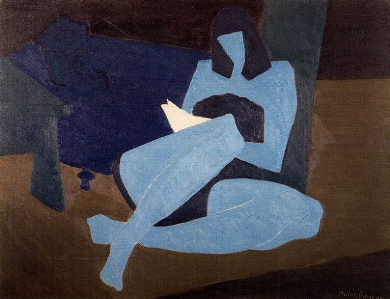 Milton Avery, Summer reader