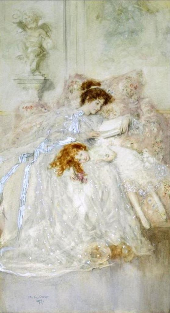 Mary Louise Gow, Precious Moments, 1897