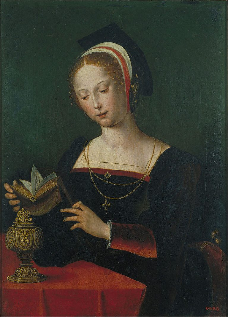 Master Of The Parrot, Saint Mary Magdalene