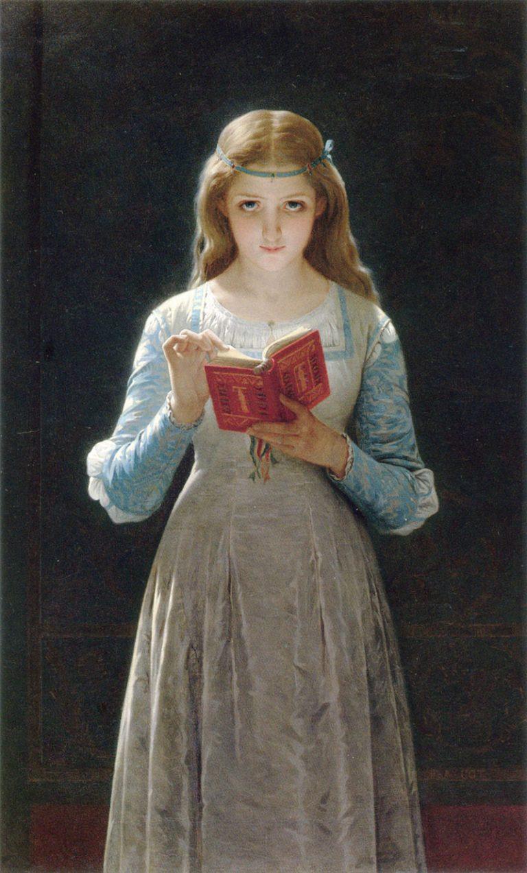 Pierre Auguste Cot, Ophelia