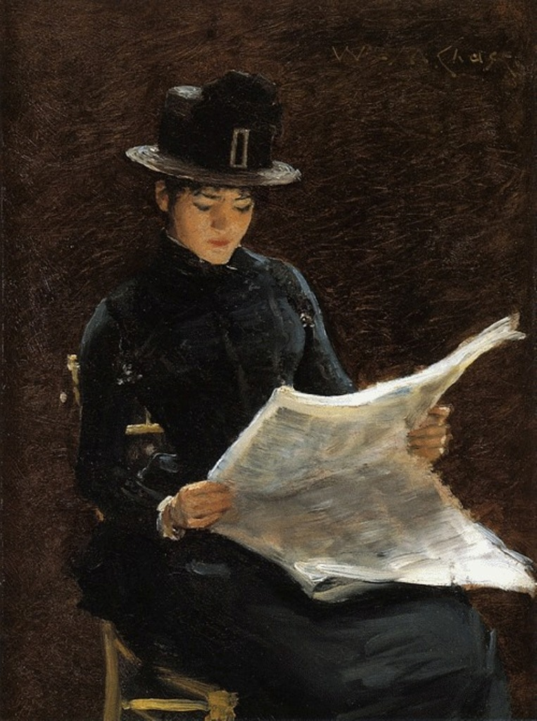 W. M. Chase, The Morning News