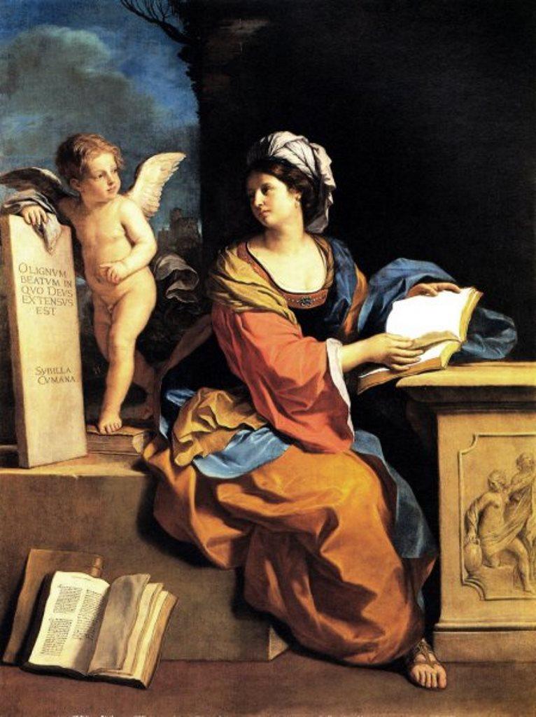 Guercino, Cumaean Sybil