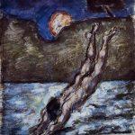 Paul Celan – Attraverso le rapide della tristezza / Through melancholic rapids