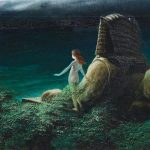 Paul Celan - Sulla scogliera / On the cliff