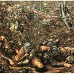 Federico Garcia Lorca - Ci sono quattro cavalieri / There are four knights