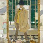 Ezra Pound - Al suo viso nello specchio / On His Own Face In A Glass