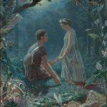 Johann Wolfgang von Goethe - La notte / The night