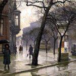 Bella Akhmadulina - Racconto sulla pioggia / Tale about the rain