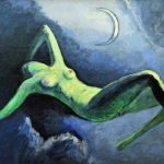 Sergei A. Yesenin - Che notte! / Oh, what a night!
