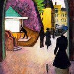 Vladimir Mayakovsky -  Dietro una donna