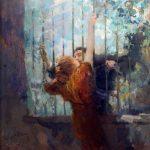 Sergei A. Yesenin - E non tormentarmi con i divieti / Don't torment me with forbidden things