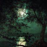 Giacomo Leopardi - Alla luna/To the moon