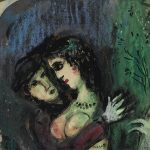 Boris Pasternak - Here a riddle has drawn a strange nailmark
