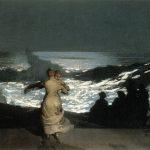 Sergei A. Yesenin - Una sera azzurra / Blue is the night