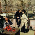 Constantine P. Cavafy - Sulla nave / On Board Ship