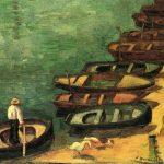 Eugenio Montale - Arremba su la strinata proda / Haul your paper ships