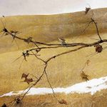 Umberto Saba - The leaf / La foglia