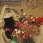 Sibilla Aleramo - Rose calpestava / He trampled upon roses