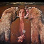 Alda Merini - Ogni giorno cerco il filo della ragione / Every day I look for