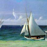 Dino Campana - Moored boats/Barche amorrate