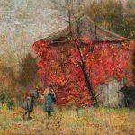 Leonardo Sinisgalli - Mi ricorderò di questo autunno / I will remember this autumn