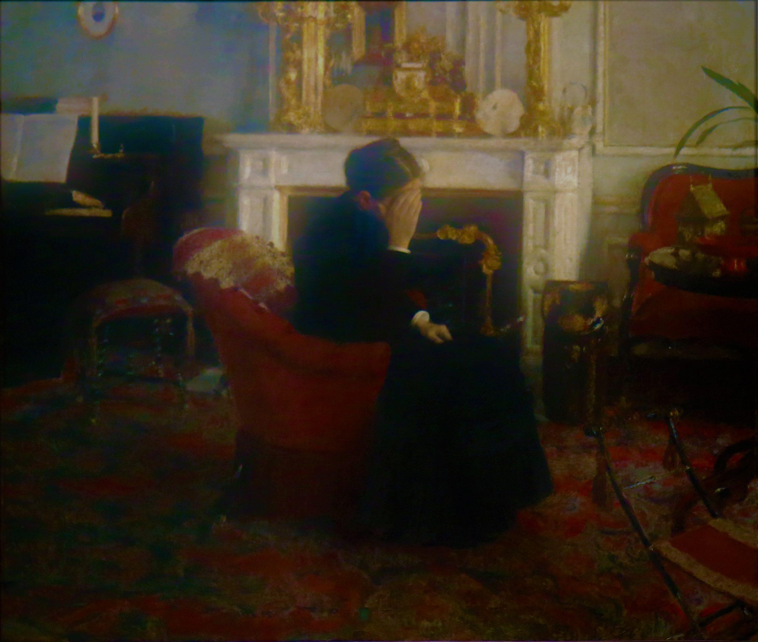 Fernand Khnopff Schumann (3)