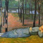 Elizabeth Eleanor Siddal - O foresta silenziosa / A Silent Wood