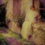 Vivian Lamarque - Giovinezza senza giardino / Youth with no garden