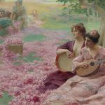 Matteo Maria Boiardo - Datime a piena mano e rose e zigli / Give me a handful of roses and lilies