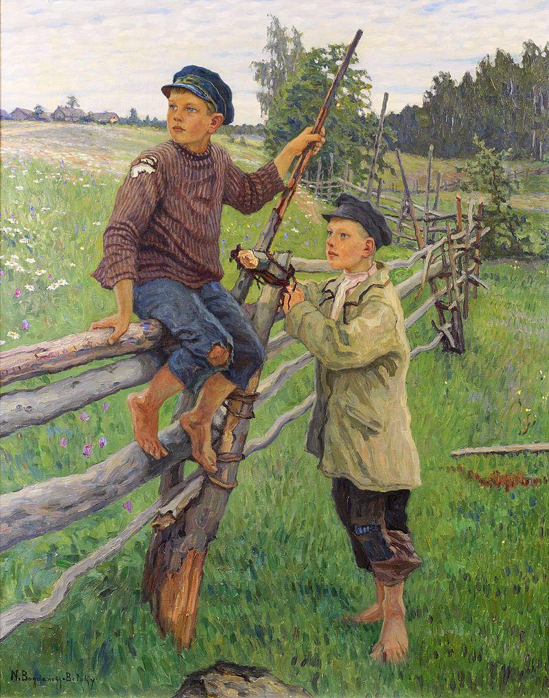 Bogdanov (1920 е г.) Usato