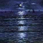 Heinrich Heine - Passa la nave mia / With black sails