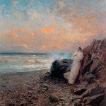 Gerard Manley Hopkins - Porto Celeste / Heaven-Haven
