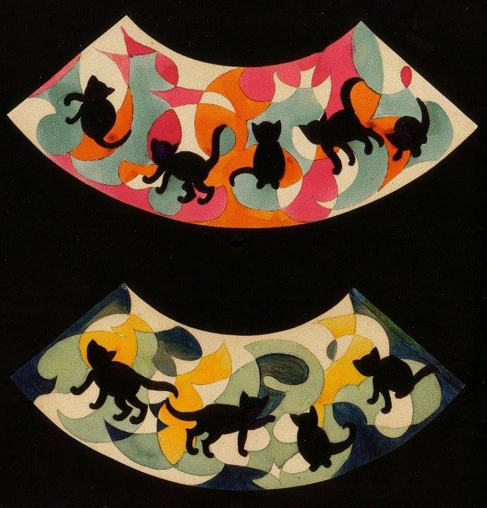 Giacomo Balla, Cats