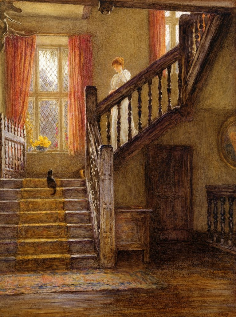 Helen Allingham Tutt'Art@