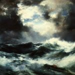 Lord Byron - Ondeggia, Oceano / The Ocean