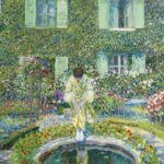In the garden - 2
